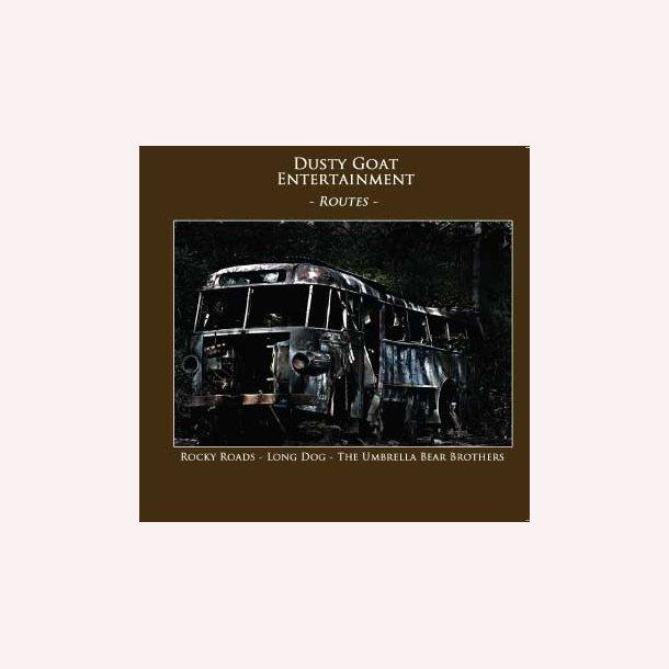 Dusty Goat Entertainment - Routes  CD