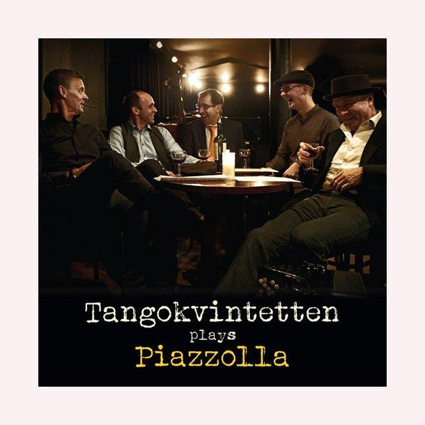 Tangokvintetten plays Piazzolla