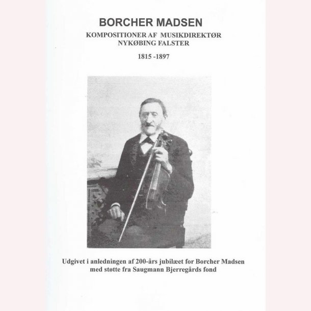 Borcher Madsens Kompositioner