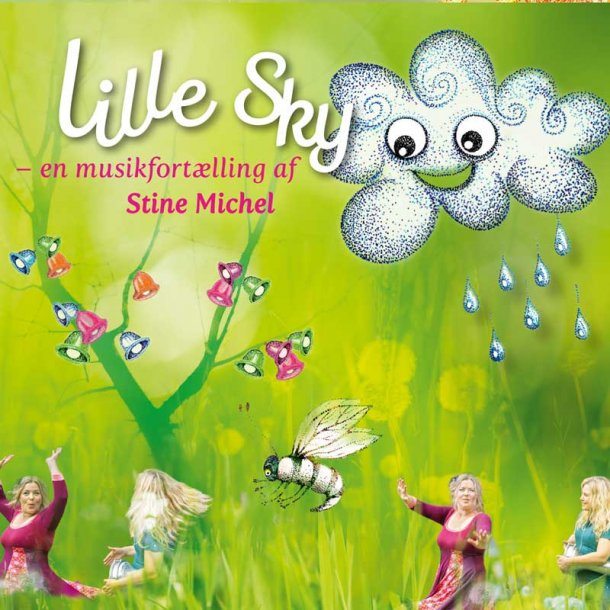 Stine Michel - Lille Sky