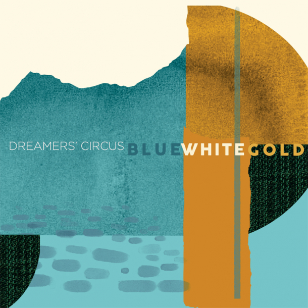 Dreamers' Circus - Blue White Gold
