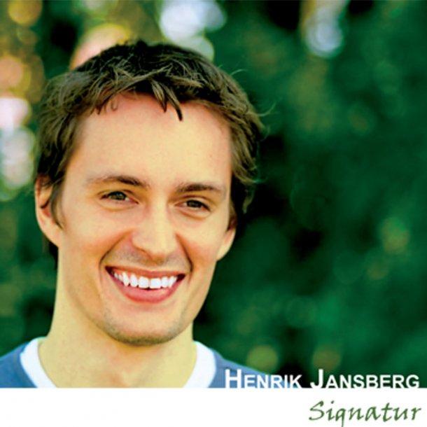Henrik Jansberg - Signatur