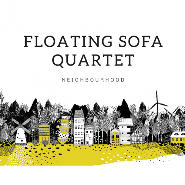 Floating Sofa Quartet – Neighbourhood