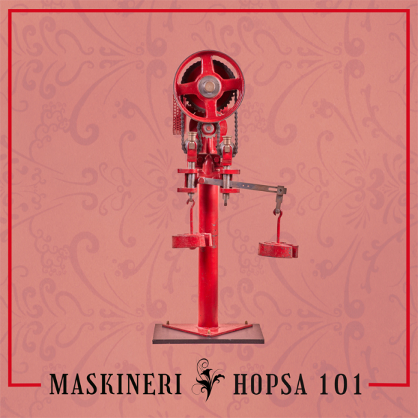 Maskineri - Hopsa 101