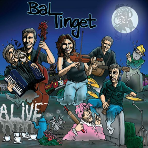 Baltinget - Alive