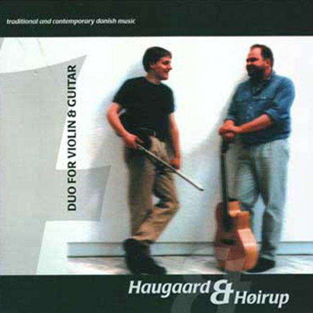 Haugaard & Høirup-Duo for violin & Guitar